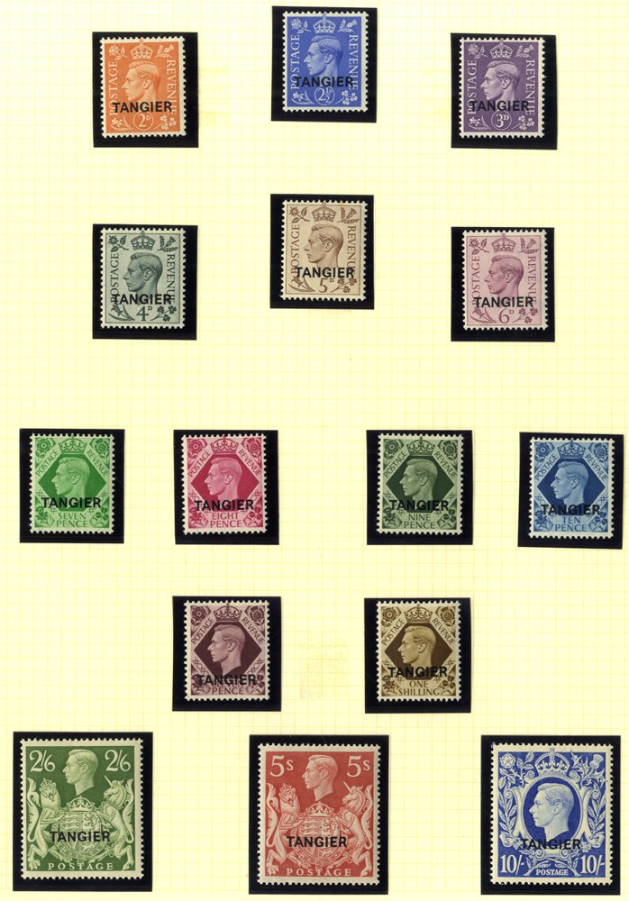 Lot 805 - morocco agencies  -  Corbitts Sale #165