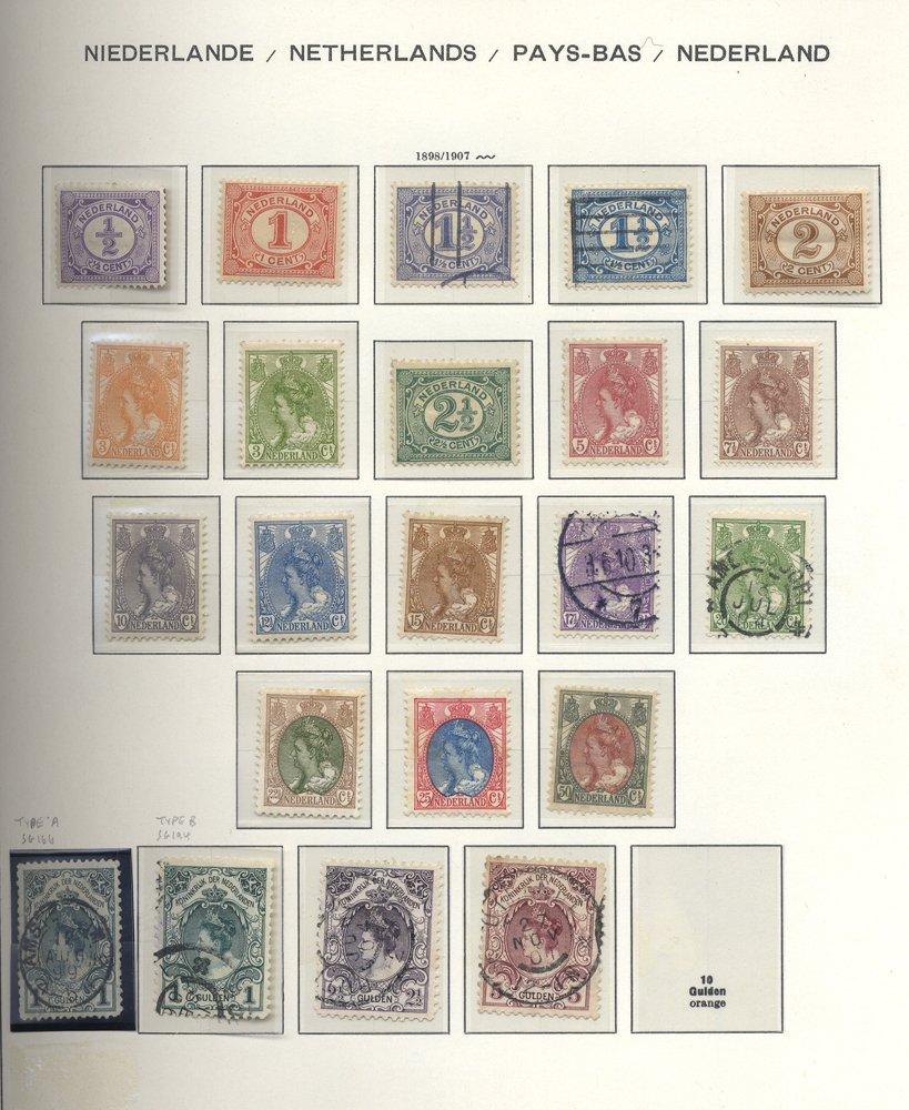 Lot 816 - Netherlands  -  Corbitts Sale #165
