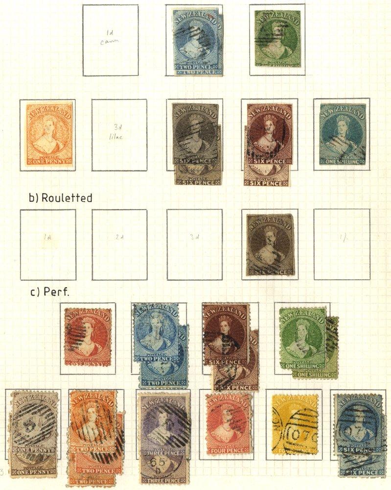 Lot 831 - New Zealand  -  Corbitts Sale #165