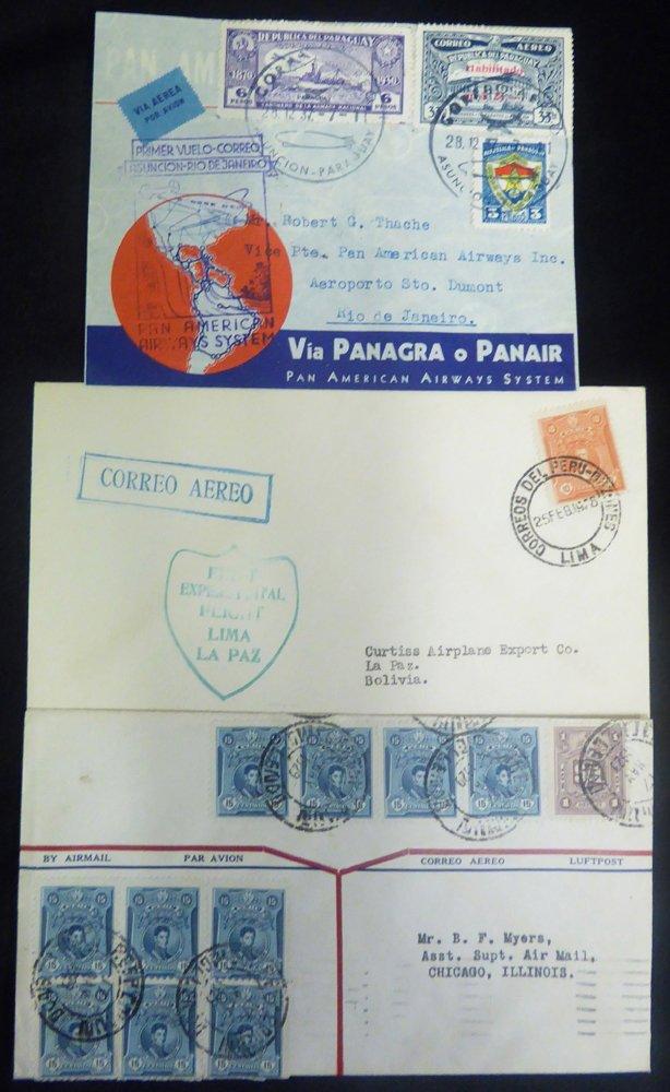 Lot 898 - Paraguay  -  Corbitts Sale #165
