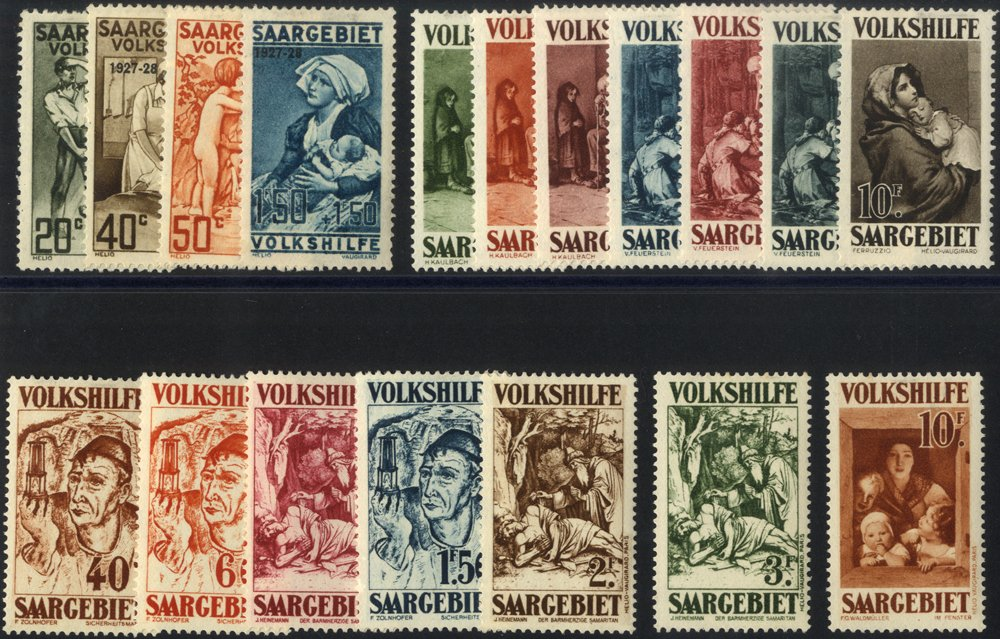 Lot 947 - saar  -  Corbitts Sale #165