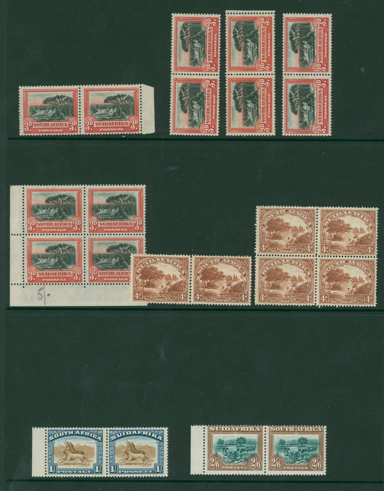 Lot 985 - south africa  -  Corbitts Sale #165