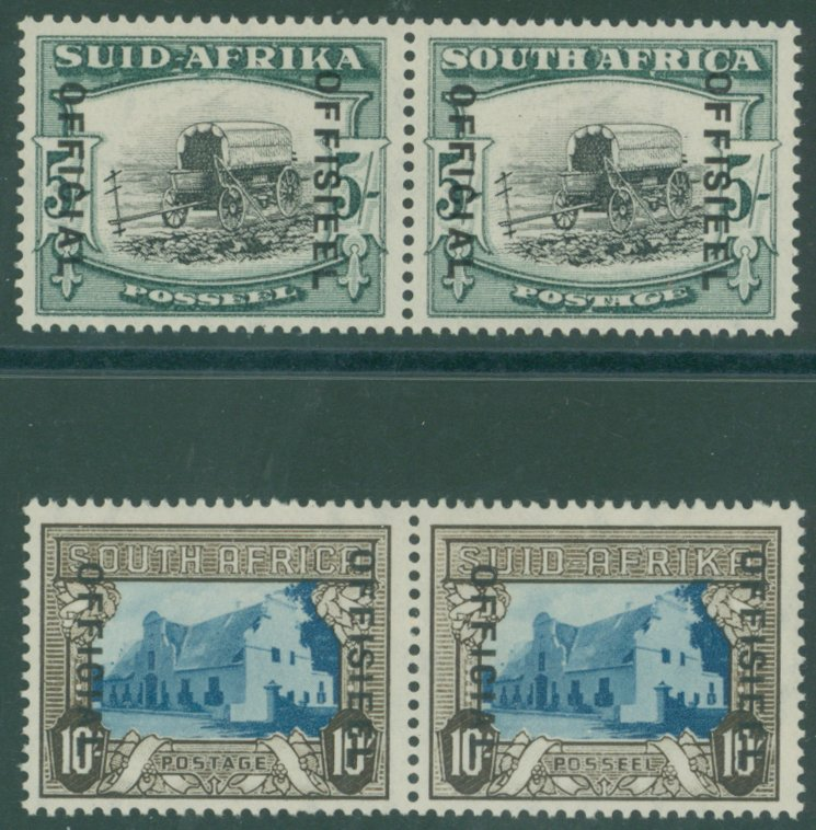 Lot 989 - south africa  -  Corbitts Sale #165