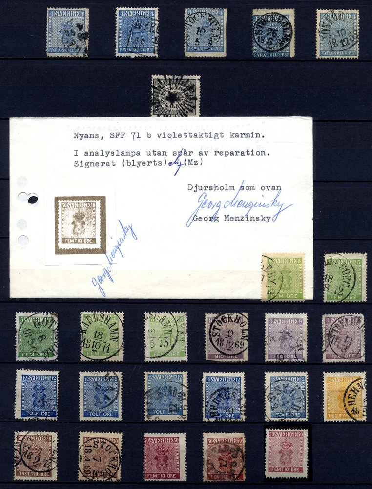 Lot 1028 - Sweden  -  Corbitts Sale #165