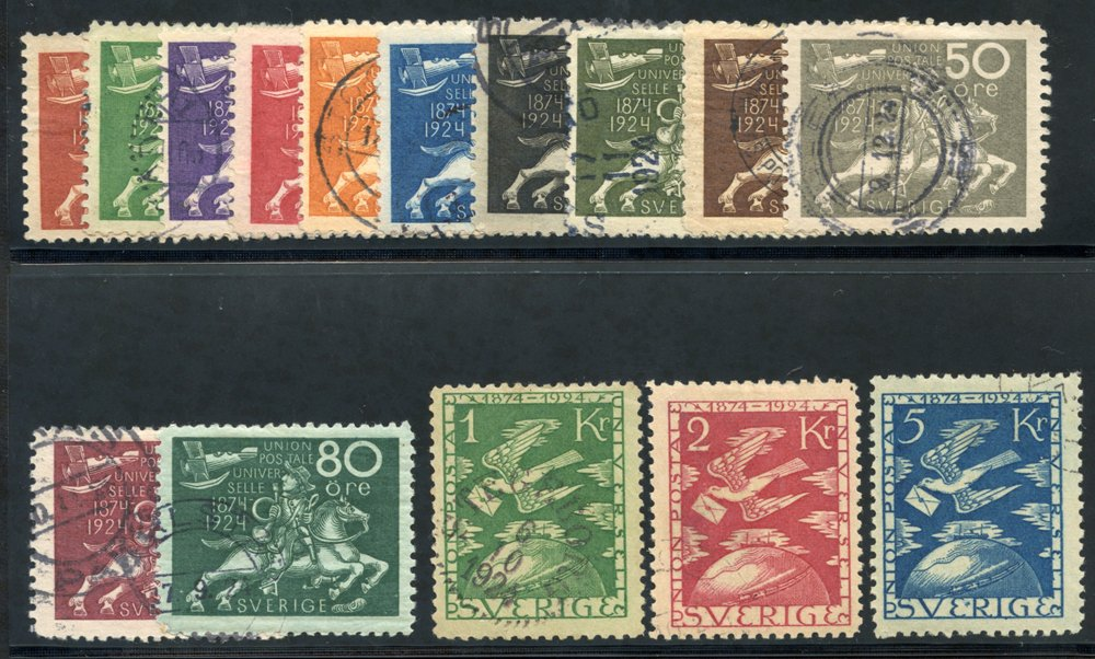 Lot 1032 - Sweden  -  Corbitts Sale #165