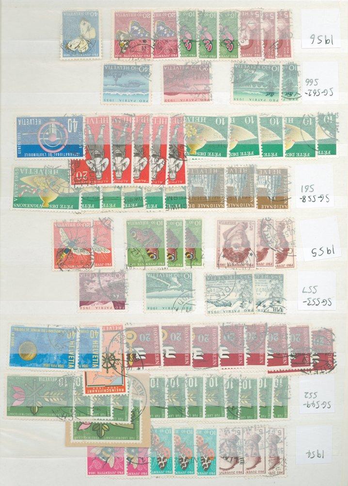 Lot 1038 - Switzerland  -  Corbitts Sale #165