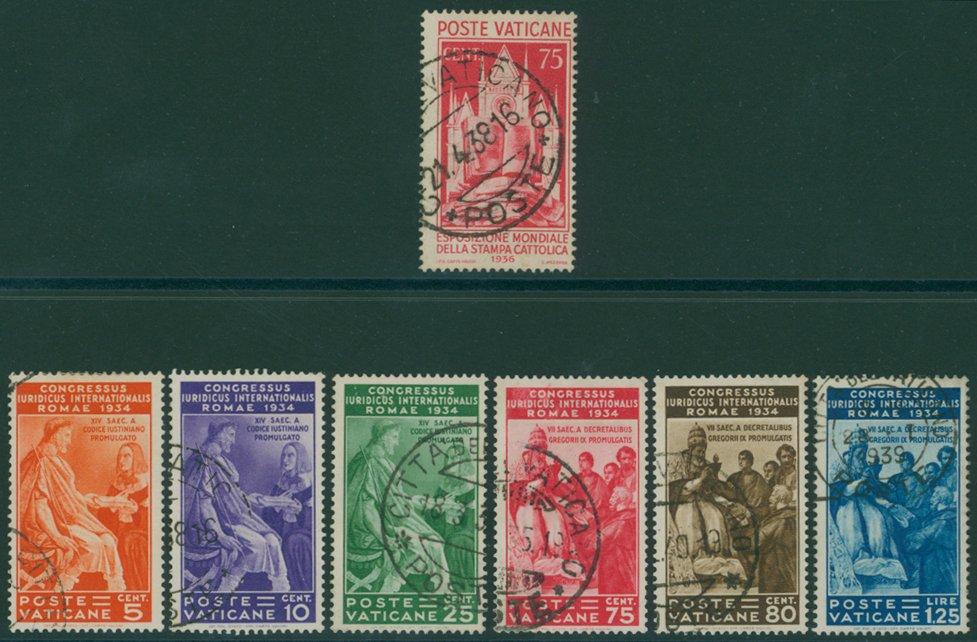 Lot 1102 - Vatican City  -  Corbitts Sale #165