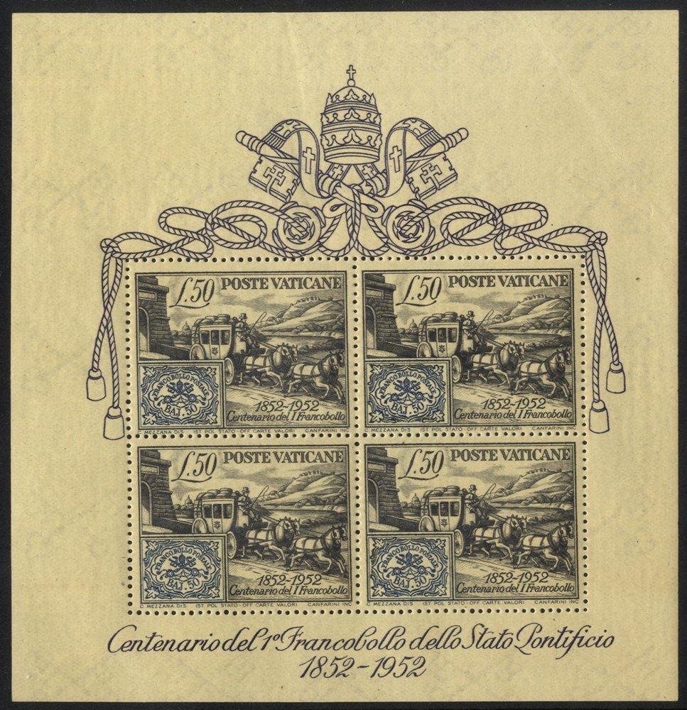 Lot 1106 - Vatican City  -  Corbitts Sale #165