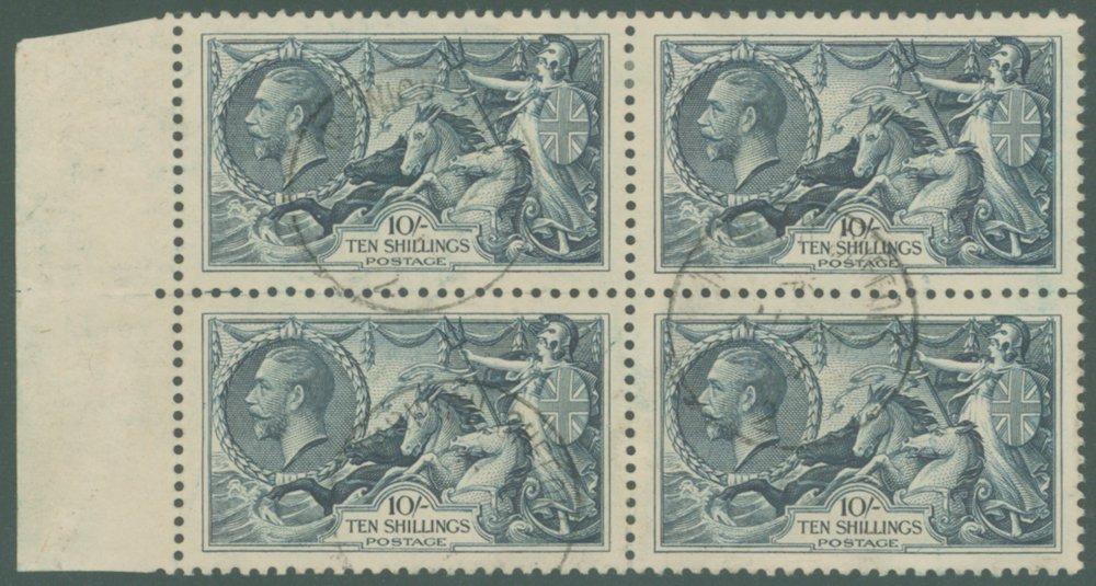 Lot 1276 - kgv seahorses  -  Corbitts Sale #165