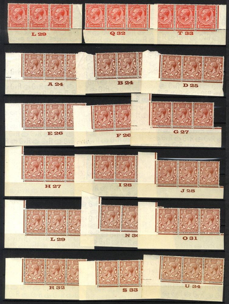 Lot 1277 - kgv block cypher  -  Corbitts Sale #165