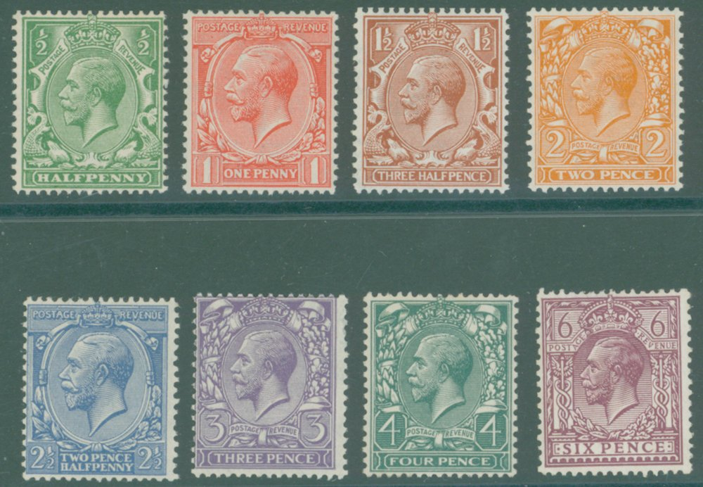 Lot 1278 - kgv block cypher  -  Corbitts Sale #165