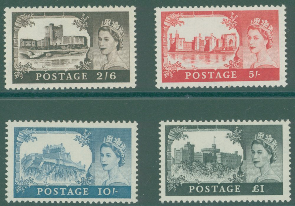 Lot 1300 - qeii  -  Corbitts Sale #165
