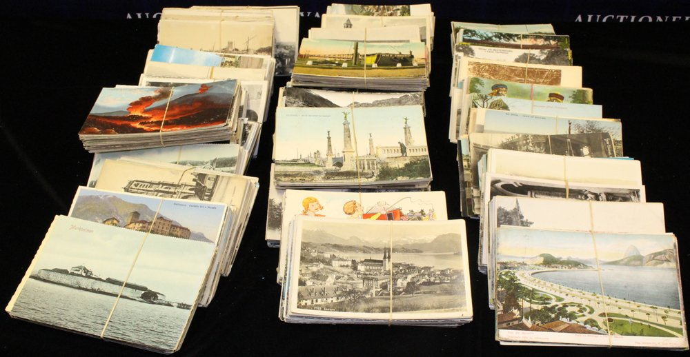 Lot 213 - picture post cards  -  Corbitts Sale #166
