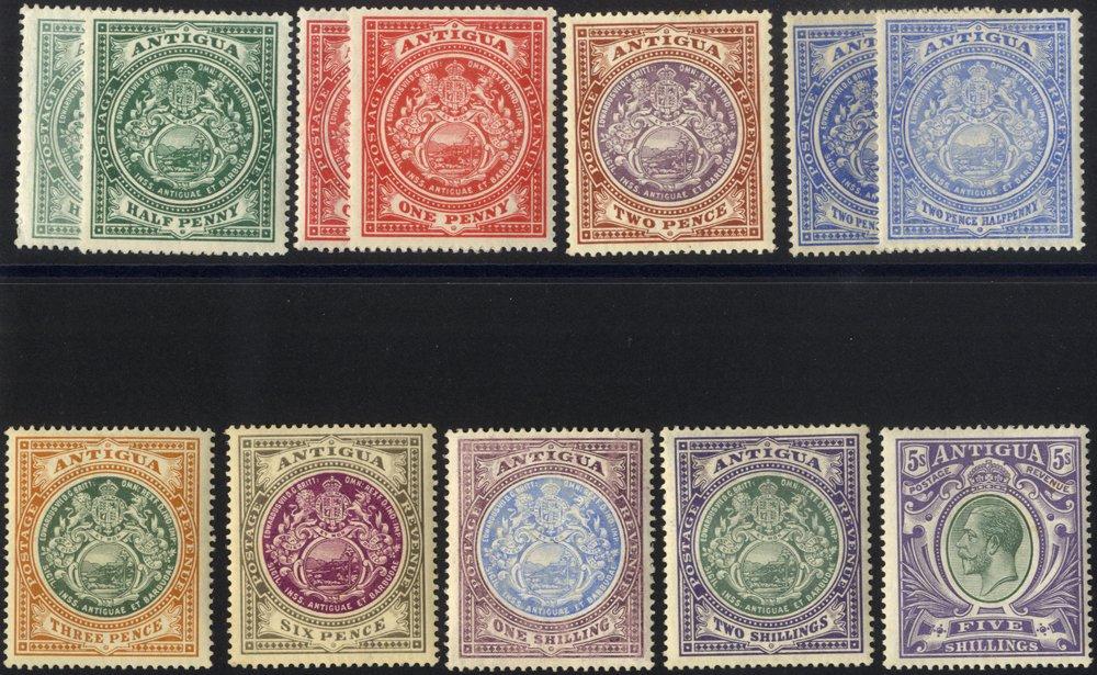 Lot 259 - antigua  -  Corbitts Sale #166