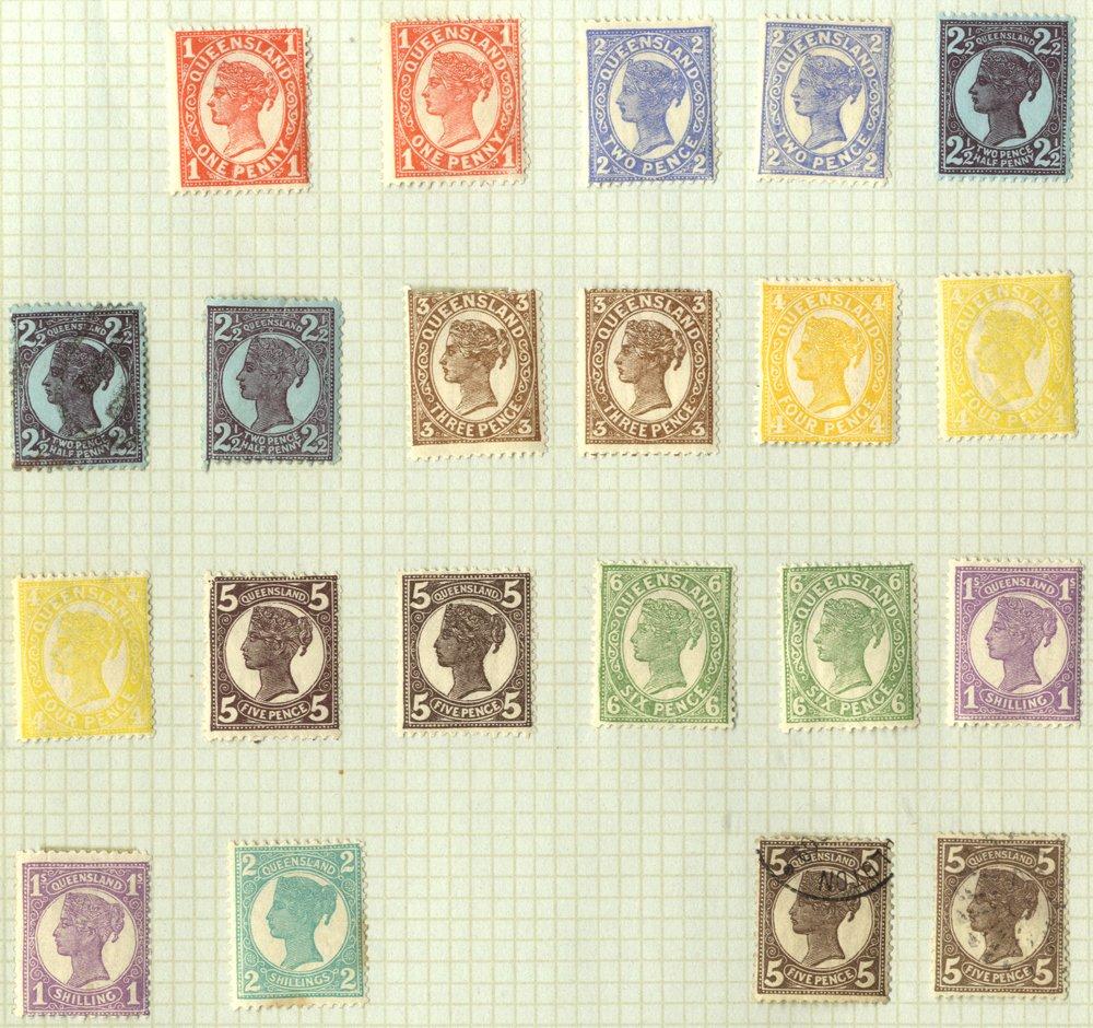 Lot 266 - Australia  -  Corbitts Sale #166