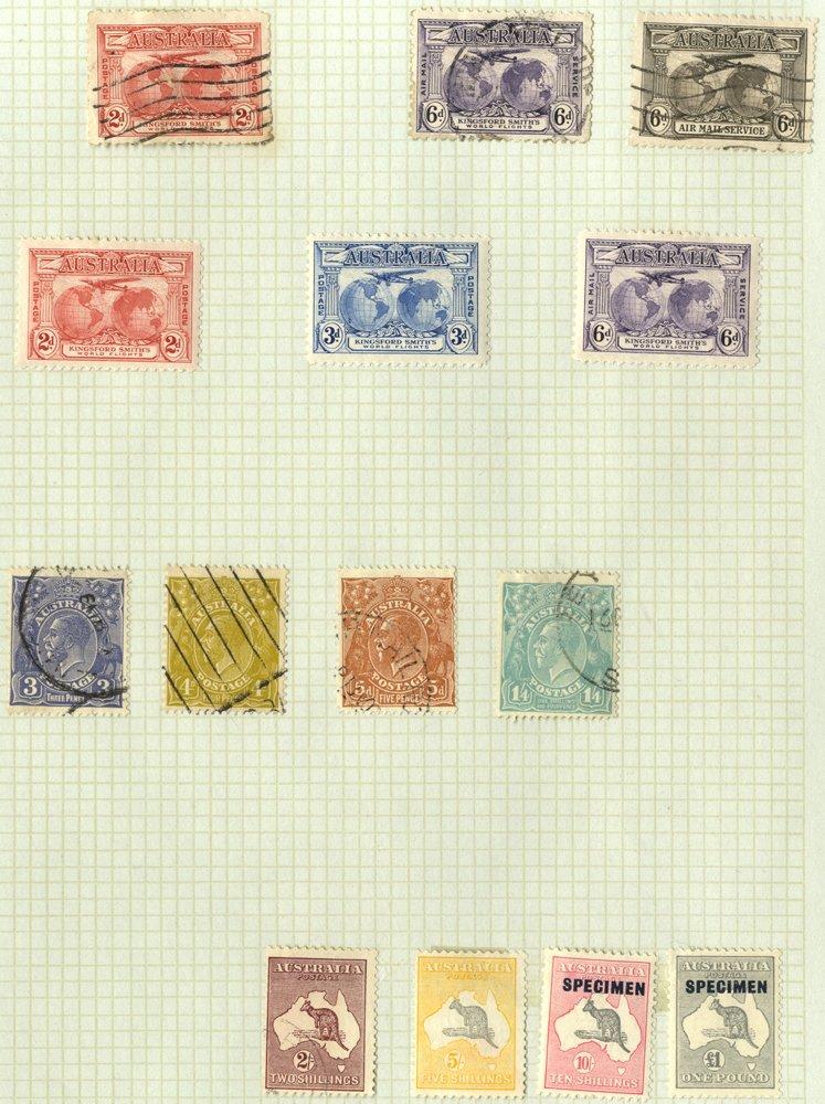 Lot 275 - Australia  -  Corbitts Sale #166