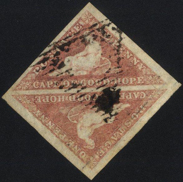 Lot 370 - cape of good hope  -  Corbitts Sale #166