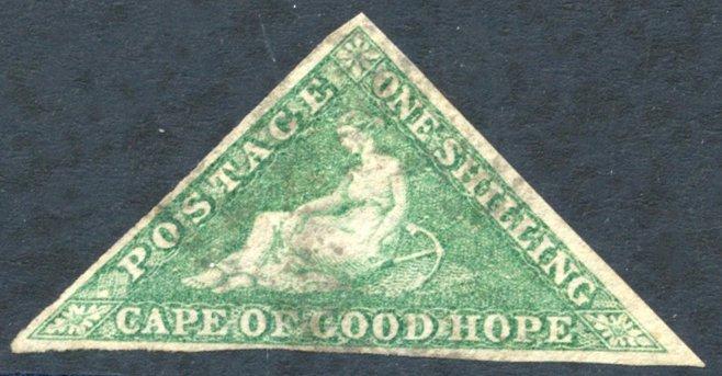 Lot 376 - cape of good hope  -  Corbitts Sale #166