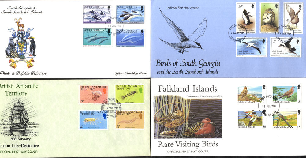 Lot 450 - falkland islands  -  Corbitts Sale #166