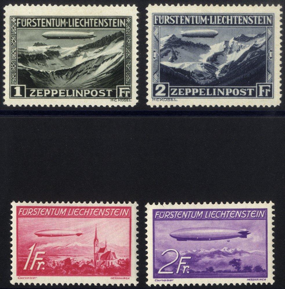 Lot 727 - Liechtenstein  -  Corbitts Sale #166
