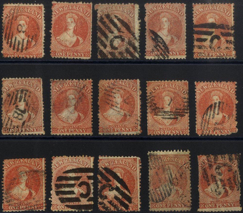 Lot 796 - New Zealand  -  Corbitts Sale #166