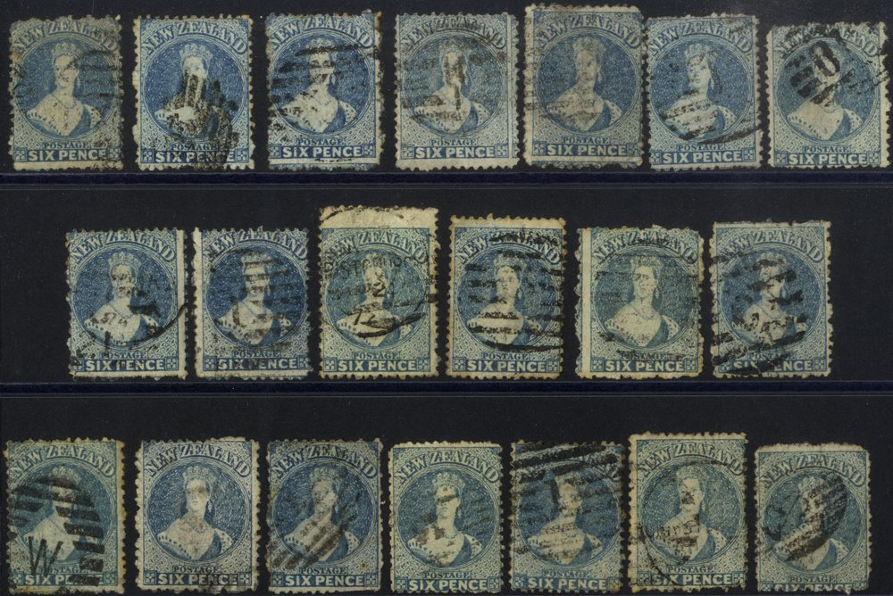 Lot 800 - New Zealand  -  Corbitts Sale #166