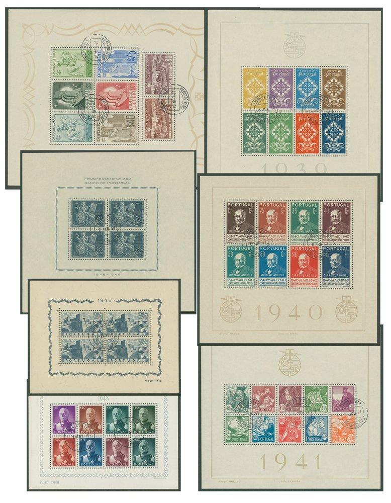 Lot 845 - Portugal  -  Corbitts Sale #166