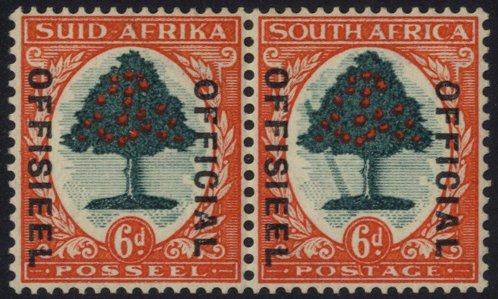 Lot 986 - south africa  -  Corbitts Sale #166