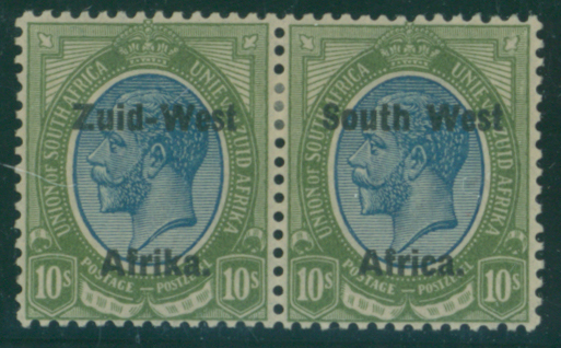 Lot 993 - south west africa  -  Corbitts Sale #166