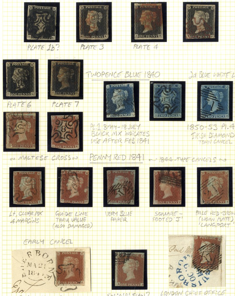 Lot 1103 - Great Britain COLLECTIONS & ACCUMULATIONS -  Corbitts Sale #166