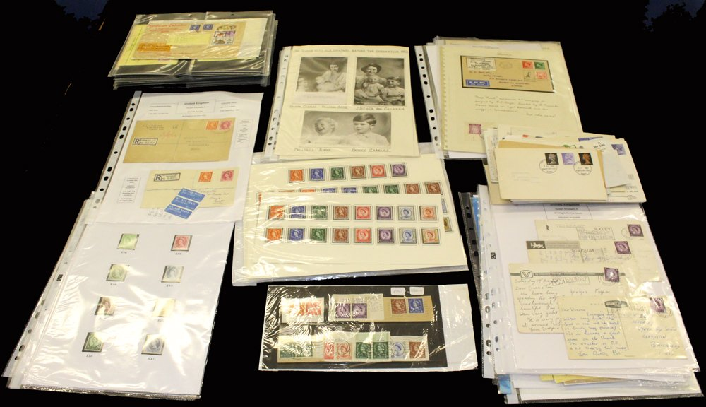 Lot 1113 - Great Britain COLLECTIONS & ACCUMULATIONS -  Corbitts Sale #166