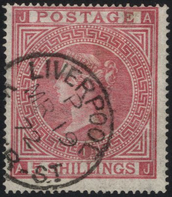 Lot 1259 - Great Britain surface printed -  Corbitts Sale #166