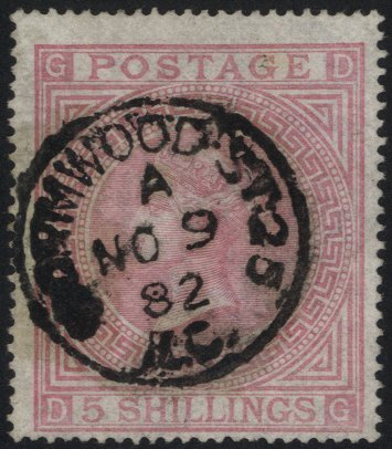 Lot 1262 - Great Britain surface printed -  Corbitts Sale #166