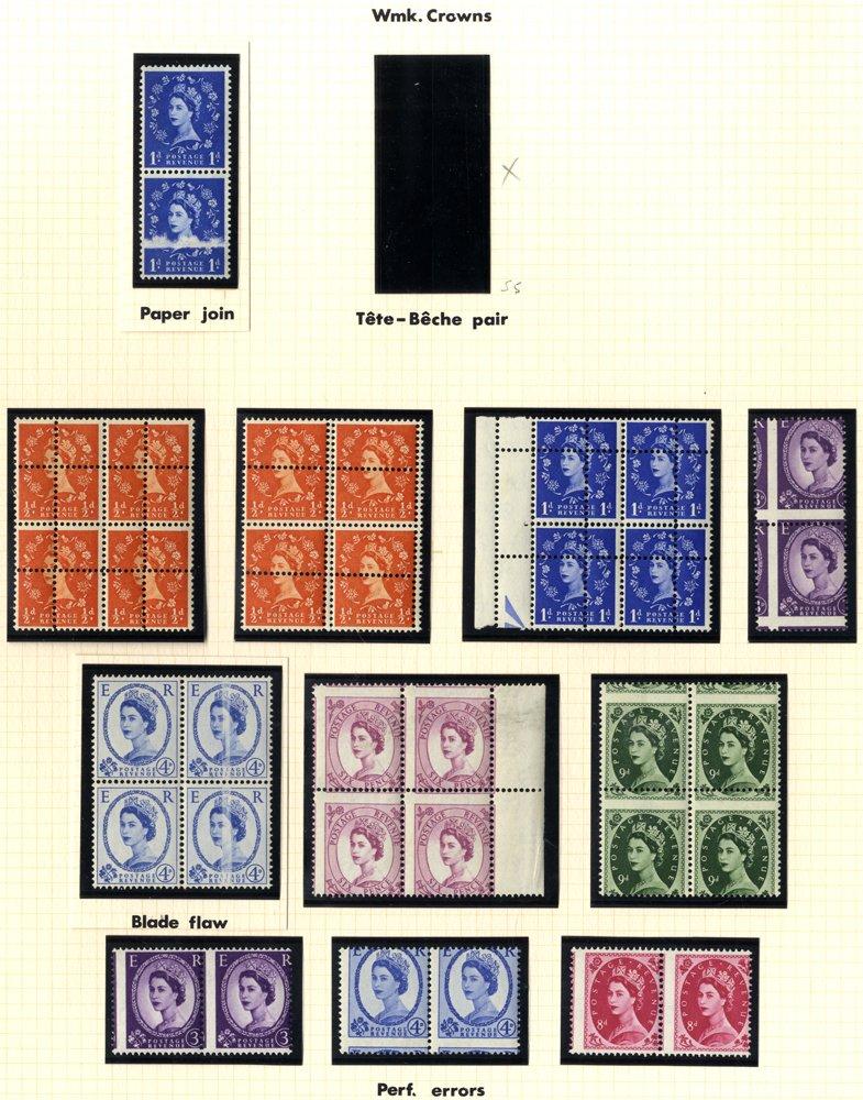 Lot 1314 - Great Britain qeii -  Corbitts Sale #166