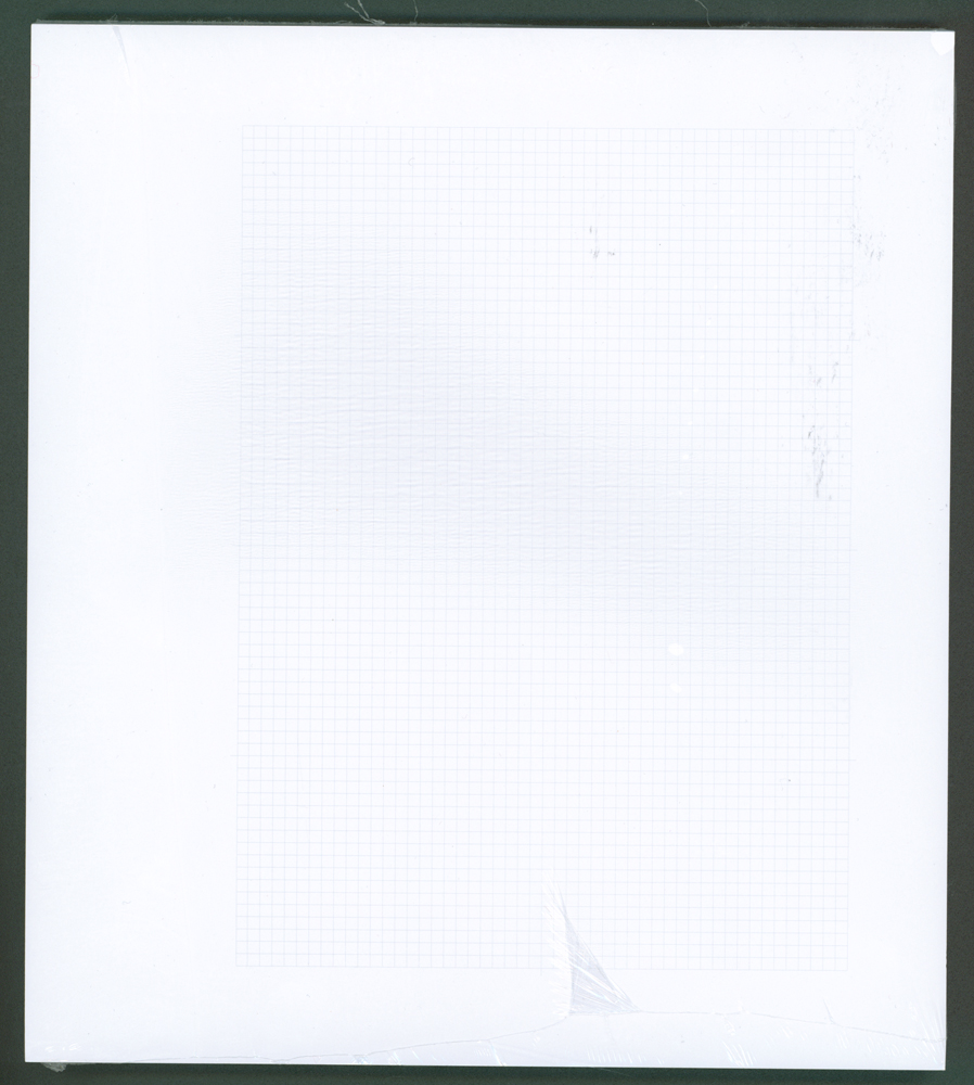 Corbitts Standard Album Leaves (pack of 50) white page, to fit spring back albums such as Senator, Simplex, Utile etc.