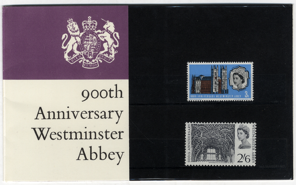1966 Abbey Presentation Pack
