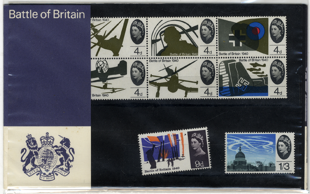 1965 Battle of Britain Presentation Pack