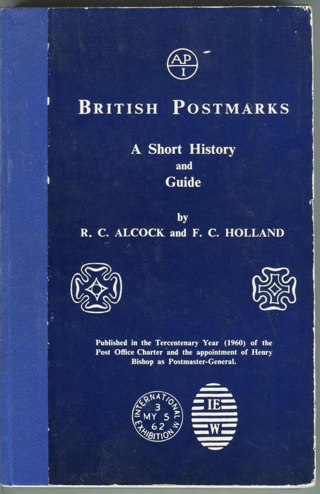 BRITISH POSTMARKS