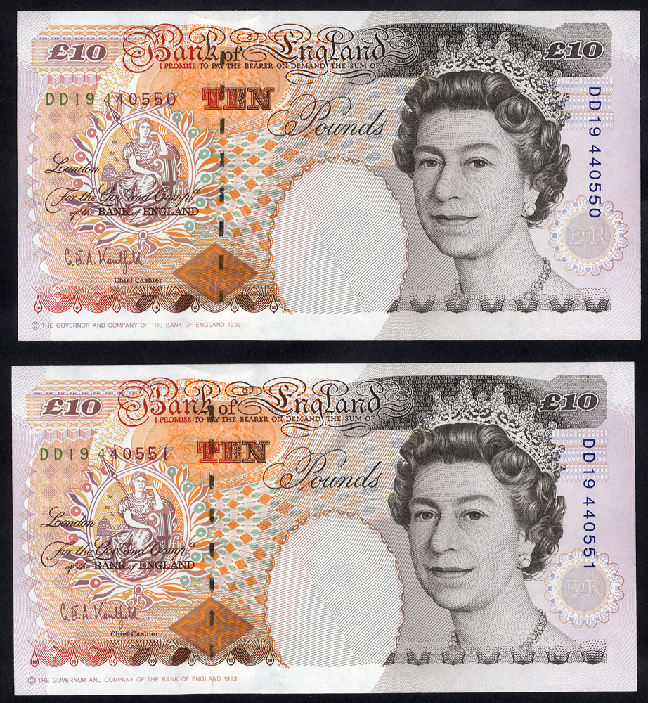 1998 Kentfield £10