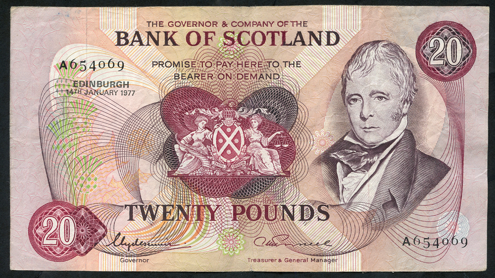 1977 Lord Clydesmuir & A. M. Russell £20