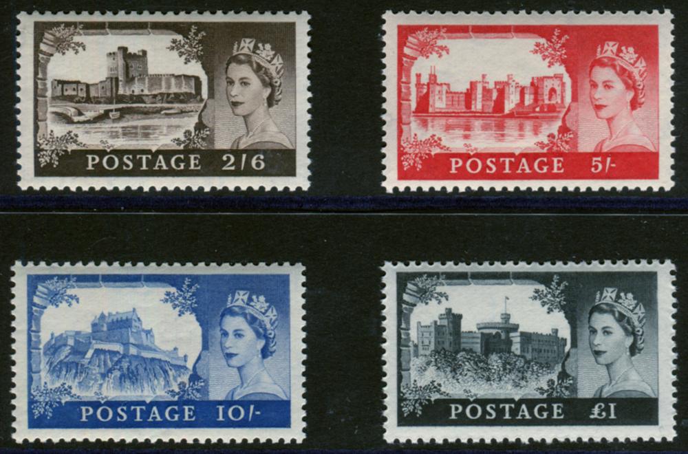 1959 2nd DLR Castle set - UM
