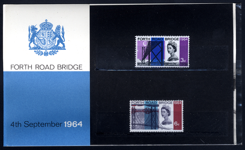 1964 Forth Road Bridge Presentation Pack