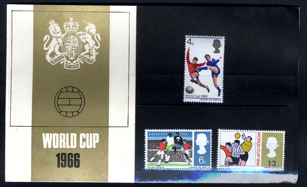 1966 World Cup Presentation Pack