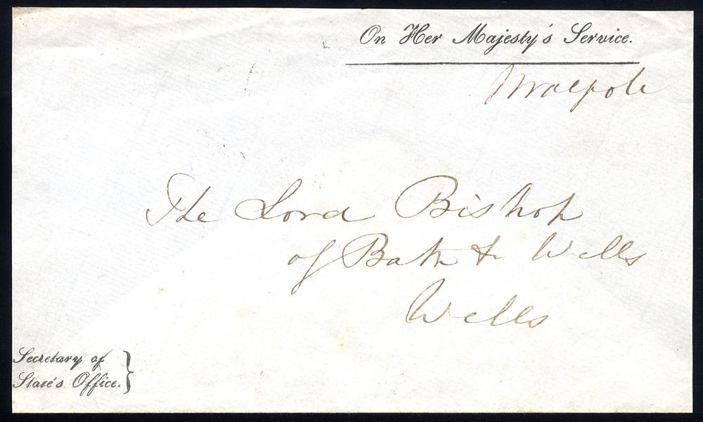 WALPOLE, ROBERT 1676-1742 (British Statesman, Prime Minister) signature