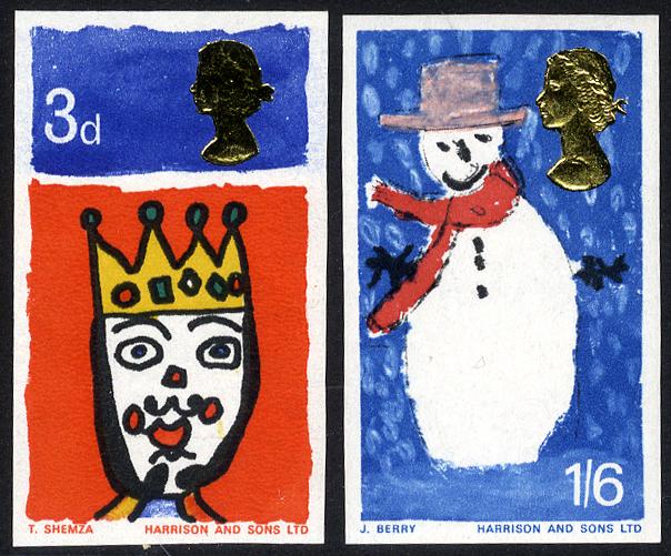 1966 Christmas Imprimatur Ex N.P.M