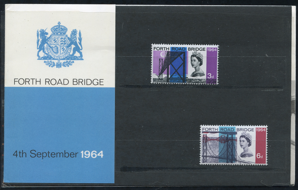 1964 Forth Road Bridge Presentation Pack