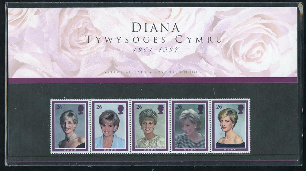 1998 Diana 'Welsh' Edition Presentation Pack