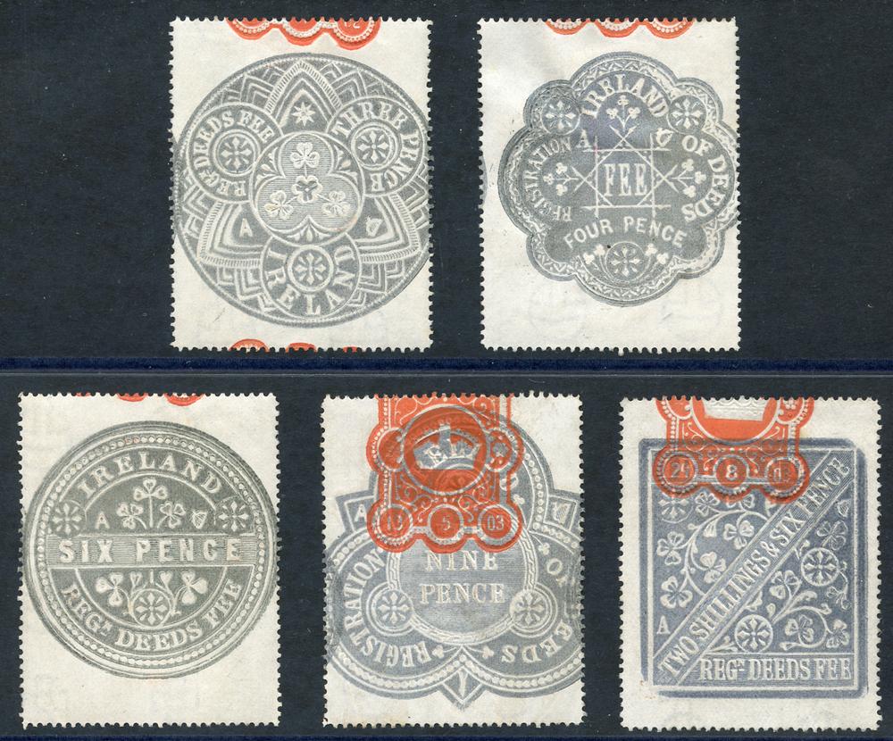 IRELAND REGISTRATION OF DEEDS 1864
