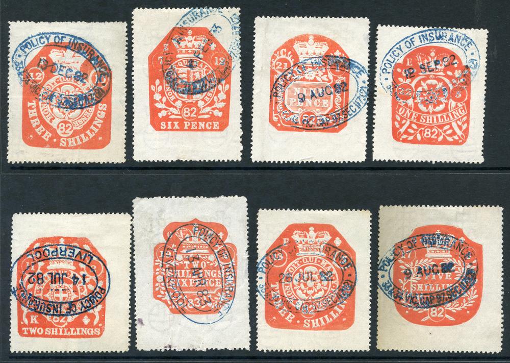 GENERAL DUTY Embossed 1882