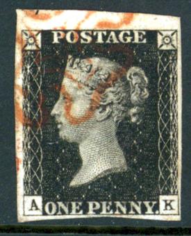 Plate 6 AK, Maltese Cross